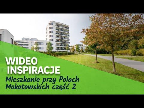 Mieszkanie przy Polach Mokotowskich część 2 (wideo)