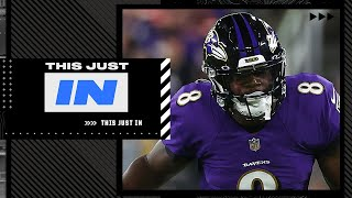 Marcus Spears: 'There is no one more important to the Ravens than Lamar Jackson'   This Just In