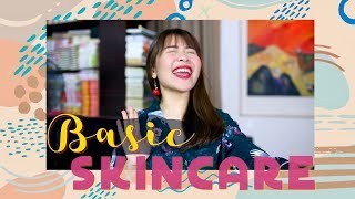Dưỡng da cho người mới bắt đầu | BASIC SKINCARE STEPS | Letsplaymakeup