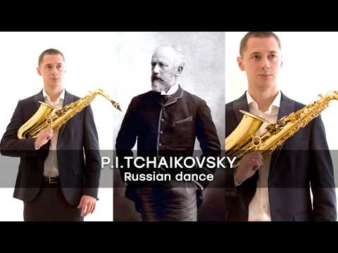 Nikita Zimin: Tchaikovsky - Russian Dance from Swan Lake