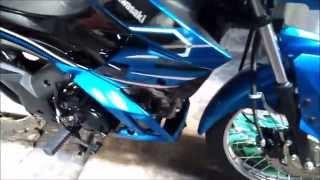 Kawasaki Fury 2014 New Generation