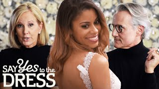 Monte & Lori Have To Step In To Help Rookie Bridal Consultant   Say Yes To The Dress Atlanta