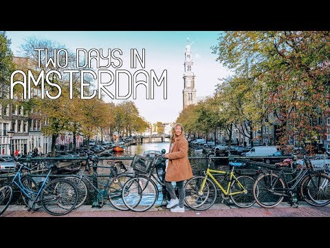 Two days in Amsterdam