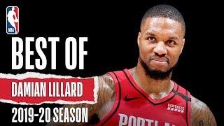 Best Of Damian Lillard   2019-20 NBA Season