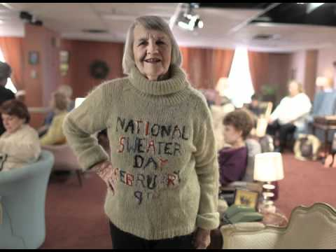 National Sweater Day - David's Granny Call