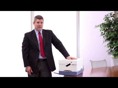 Bankers Box® PRESTO™ Heavy Duty Storage Boxes