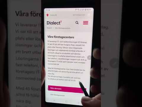 Galaxy Note9 - Den ultimata företagarmobilen