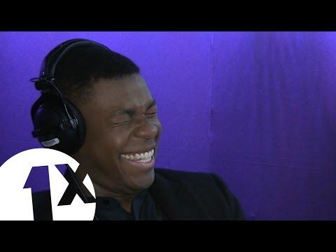 John Boyega and Charlie Sloth talk Peckham, Star Wars and Chicken Shops