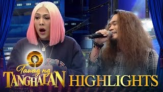 Tawag ng Tanghalan: Vice gets hurt because of the daily contender's lyrics