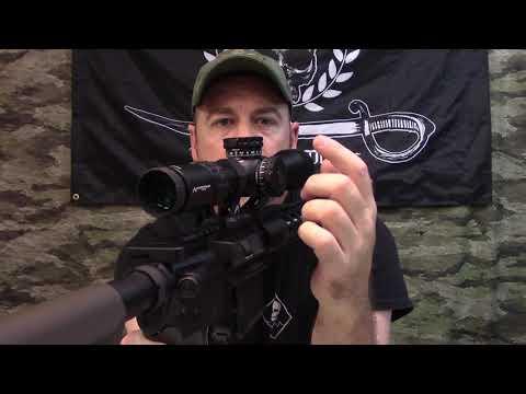 Primary Arms GLX 2.5x-10x ACSS scope