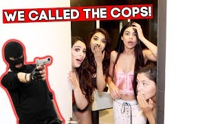STALKER TRIES BREAKING INTO OUR HOME!!!