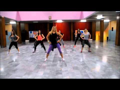 Quebradita *Zu Bailaito* Zumba choreo by Marija I. Stanojevic