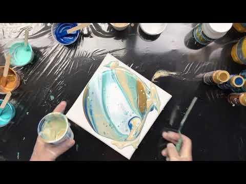 ( 616 ) Deco Art Pour