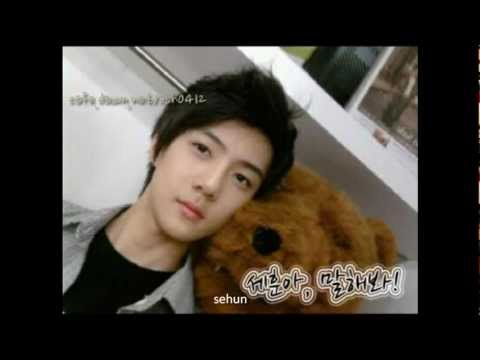 EXO-K Pre-Debut Pictures + Baekhyun Facts