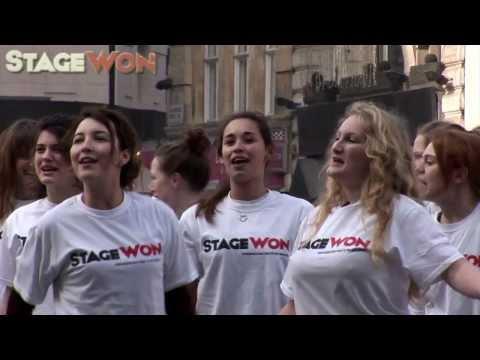 StageWon Flashmob