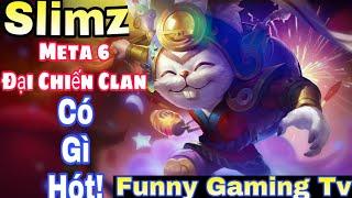 Slimz Mùa 6 - Phiên bản Đại Chiến Clan! Build Đồ và Ngọc như thế nào để phát huy hết sức mạnh?