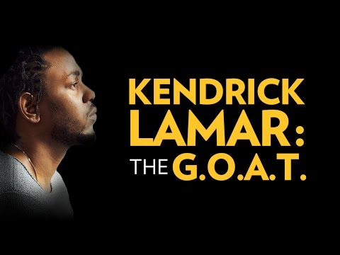 Kendrick Lamar: The Greatest Rapper Of All Time