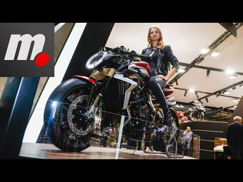 Italianas 2019 | Salón de Milán / EICMA / Preview en español