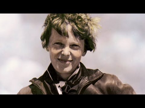 The DARK TRUTH Of What Happened To Amelia Earhart