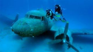 Amelia Earhart Plane Debris Found Underwater