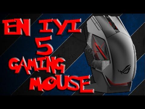 En İyi 5 Gaming Mouse -2015-Top 5 Gaming Mouse
