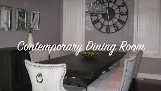 Dining Room Makeover | Start to Finish | Dining Room Inspo