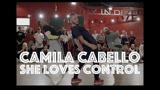 Camila Cabello - She Loves Control | Hamilton Evans Choreography