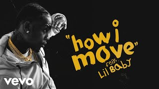 Flipp Dinero - How I Move (Audio) ft. Lil Baby