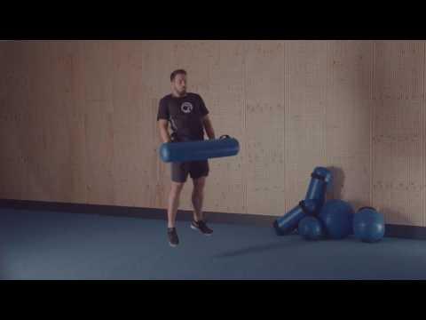Jump Shrugs with Aquabag®
