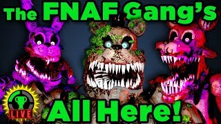 What Happened To Freddy?!  | FNAF Ultimate Custom Night Mod