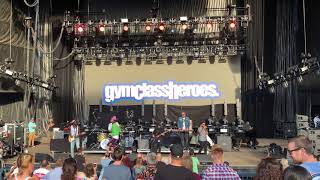 Gym Class Heroes: FULL SET Mountain View 2018
