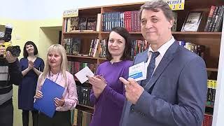 Омский НПЗ «Газпром нефти» завершил работы по масштабной модернизации детской библиотеки имени Пушкина