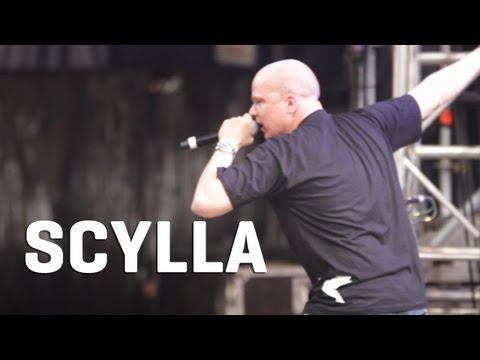 Scylla - Triangle des Bermudes - Live (Dour 2013)
