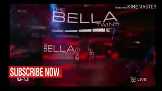 16 October 18 WWE RAW Ronda Rousey Nikki  Bella Vs The Riott SQUAD six women tag team match HD