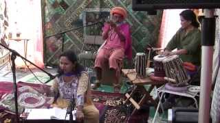 Kamini - Kamini singing Raag Kedar at Kathmandu Boutique