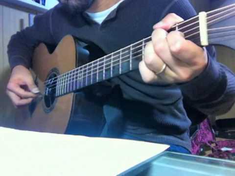 【ソロギター】「One more time, one more chance」山崎まさよし【TAB譜あり】【編曲&演奏:城直樹】【Arr. & Ply by Naoki Jo】