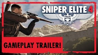Sniper Elite 4 - Primo trailer del gameplay ufficiale
