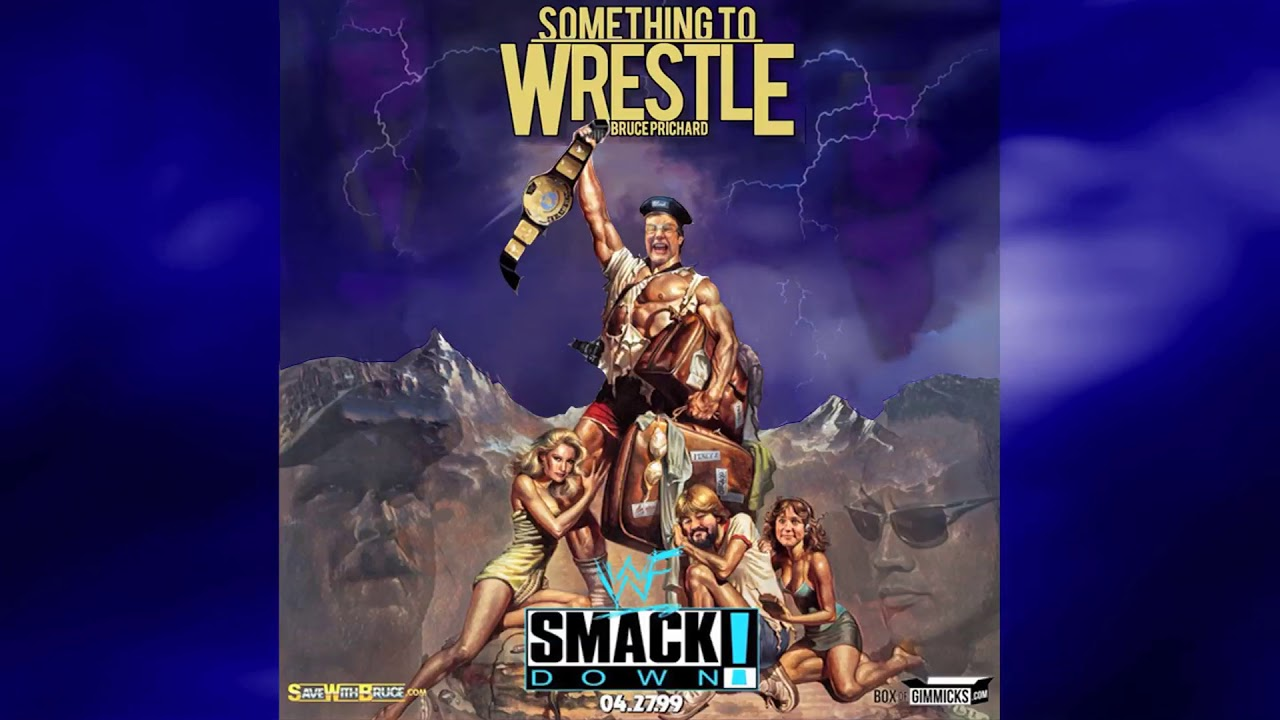 Image result for Bruce Prichard Says There Were Discussions Of WWE SmackDown Being An All-Women's Show