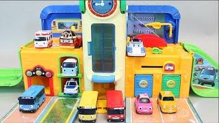 Tayo Los Pequeños Juguetes De Autobús & Tayo The Little Bus Toys