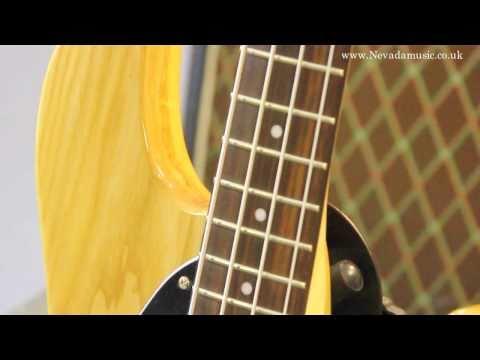 Ibanez ATK200 Bass Natural - Nevada Music UK