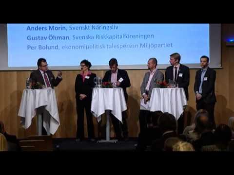 Perspektiv på den svenska välfärden - del 3