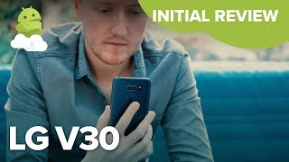 Video LG V30 TPBF8Nw-SyE