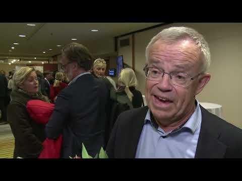Intervju med Peter Strang, Årets cancernätverkare