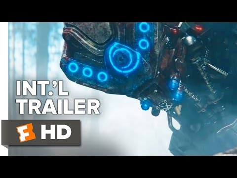 Kill Command Official International Trailer #1 (2016)
