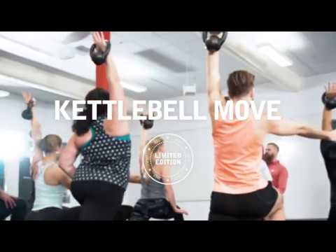 Limited Edition 2017 Kettlebell Move