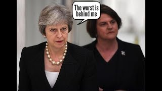 Brexit fallout: May's Chequers deal faces failure as the DUP ramp up the pressure
