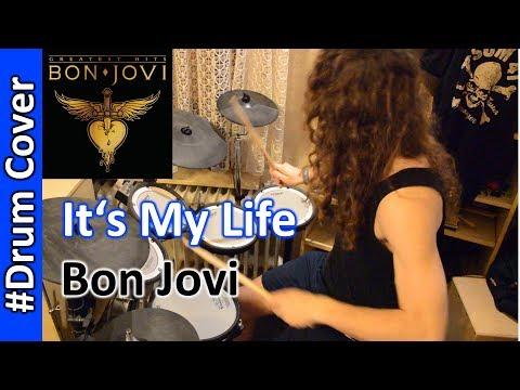 Baixar Bon Jovi It's My Life drum cover (live)