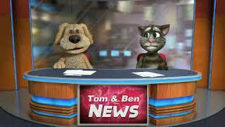 Tom & Ben News Gummy Bear song long parte 1