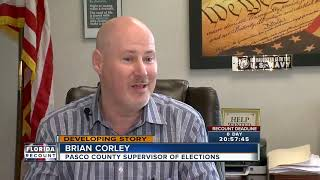 Markings on ballots makes voter intent difficult to determine