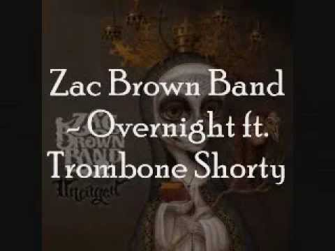 Overnight (feat. Trombone Shorty)